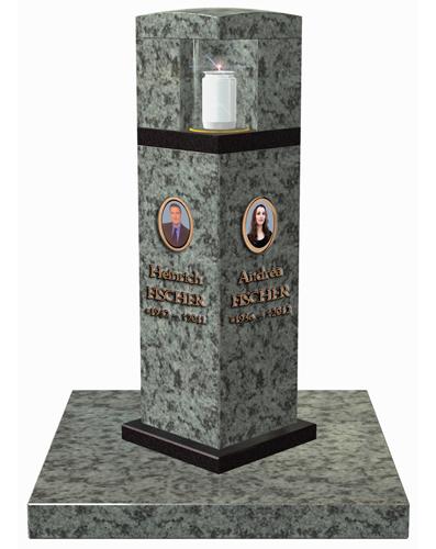 Jorna & de natuursteenwinkel urnmonument